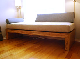 Cherry day bed